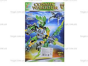 Детский конструктор «Cosmic Warrior» в коробке, F1506-1, купить