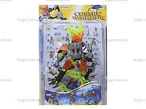 Детский конструктор «Cosmic Warrior» в коробке, F1506-1, игрушки