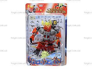 Детский конструктор «Cosmic Warrior» в коробке, F1506-1, toys.com.ua