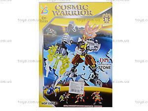 Детский конструктор «Cosmic Warrior» , F1506-6, фото