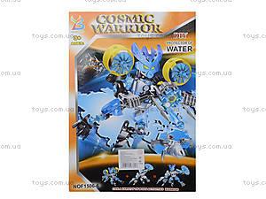 Детский конструктор «Cosmic Warrior» , F1506-6, отзывы