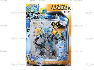 Детский конструктор «Cosmic Warrior» , F1506-6, цена