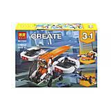 Конструктор «CREATOR» «Исследовательский дрон» (коробка) 109деталей, 11042, купить