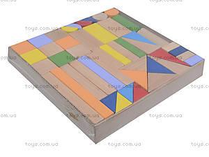 Конструктор деревянный «Супер Стройка», 45 деталей, ДН0245-2, купить