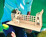 Конструктор деревянный «Теннисист», С007, цена