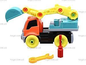 Конструктор «Детская мастерская», 1272, игрушки