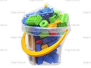 Конструктор детский, 66 элементов, 39095, купить