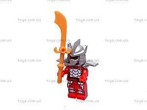 Конструктор детский «Черепашки-ниндзя», 79104, магазин игрушек