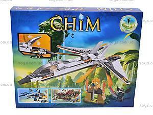 Конструктор детский Chima, 7036, игрушки
