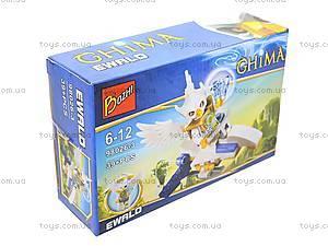 Конструктор детский Chima Legend, 98026-3
