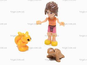 Конструктор детский «Друг», 41001, игрушки