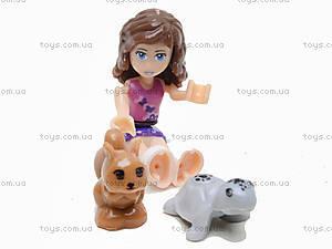 Детский конструктор «Друзья», 41002, магазин игрушек