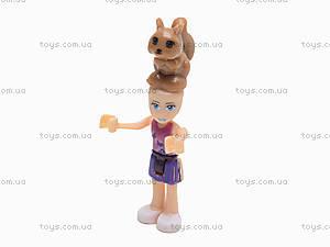 Детский конструктор «Друзья», 41002, toys.com.ua