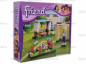 Детский конструктор «Друзья», 41002