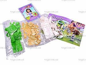 Детский конструктор «Друзья», 41002, игрушки