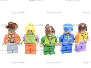Конструктор детский «Город», 25409, іграшки