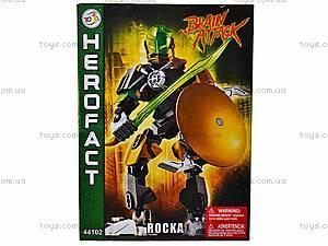 Конструктор детский Herofact - Rocka, 44102, цена