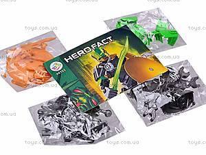 Конструктор детский Herofact - Rocka, 44102, игрушки