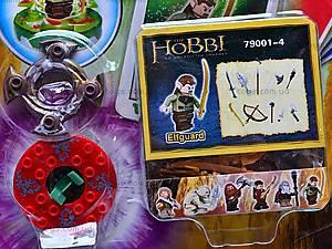 Конструктор детский Hobbit, 79001, игрушки
