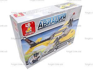 Конструктор детский игровой «Авиация», M38-B0360R