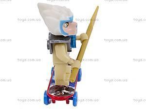 Конструктор детский игровой Chima Legend, 5704, детские игрушки