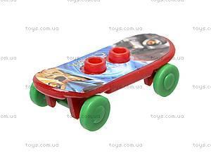 Конструктор детский игровой Chima Legend, 5704, игрушки