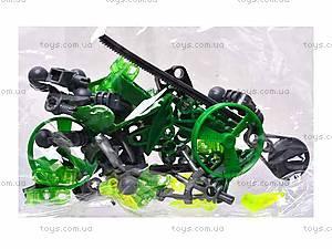 Конструктор детский Invincibility Robot, 9521-9526, цена