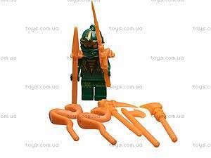 Конструктор детский «Ниндзя в ловушке», 9437, цена
