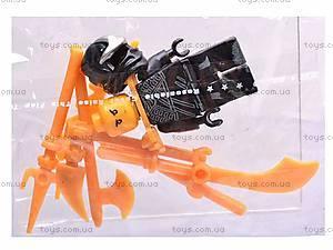 Конструктор детский «Огненный мотоцикл», 9878, купить