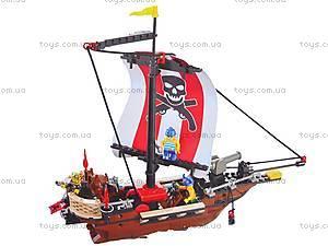 Конструктор детский «Пираты», M38-B0279