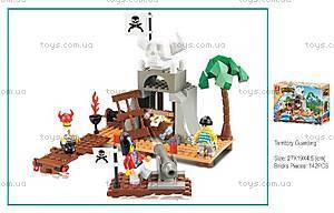 Конструктор детский с пиратами, M38-B0278