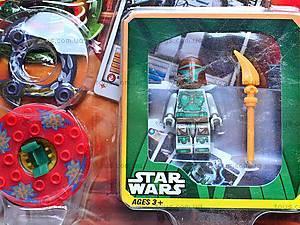 Конструктор детский «Звездные герои», 75003, детские игрушки