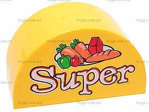 Конструктор детский «Супермаркет», 5220, игрушки