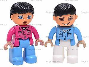 Конструктор детский «Супермаркет», 5220, детские игрушки