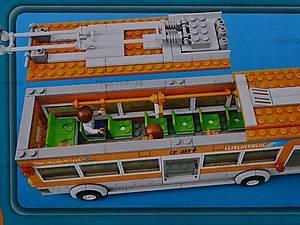 Конструктор детский «Троллейбус», M38-B0332R, купить