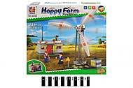 Конструктор детский «Ферма», 6008
