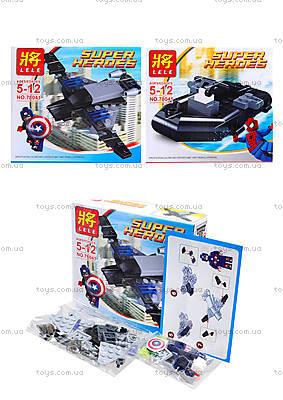 Конструктор детский Super Heroes, 78041, toys.com.ua