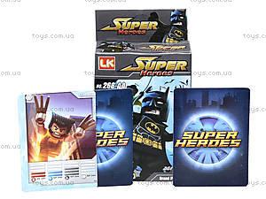 Конструктор детский «Супергерои», 266-A, цена