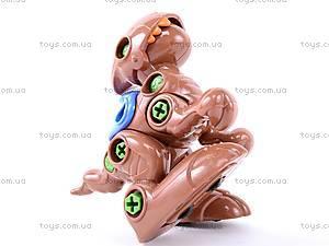 Конструктор «Динозаврики» с инструментом, 776, магазин игрушек