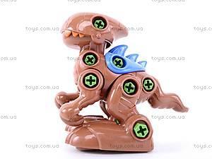 Конструктор «Динозаврики» с инструментом, 776, іграшки