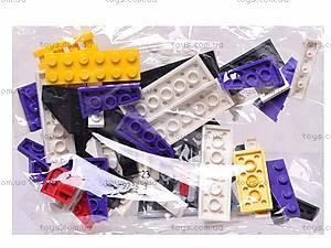 Конструктор «Джип», 493 элемента, 9736, детские игрушки