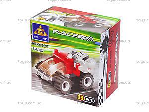 Детский конструктор «Джип», 26 деталей, KY85003, купить