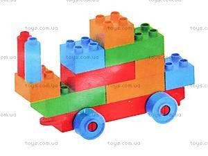 Конструктор для детей, 60 элементов, 39078, фото