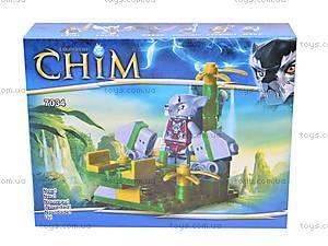Конструктор для детей Chim с героями, 7034, детские игрушки