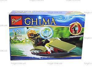 Конструктор для детей Chima, 98026-5, отзывы