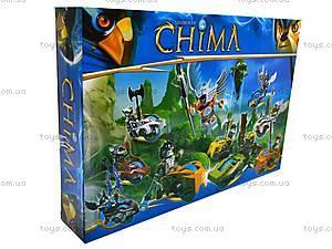 Конструктор для детей Chima Legend, M7001-5, цена