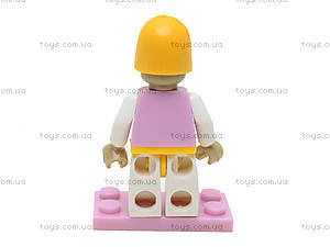 Конструктор для детей Cogo «Красивая принцесса», CG3266, игрушки