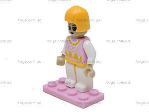 Конструктор для детей Cogo «Красивая принцесса», CG3266, детские игрушки