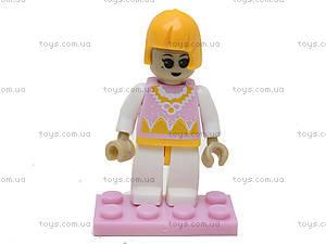 Конструктор для детей Cogo «Красивая принцесса», CG3266, магазин игрушек