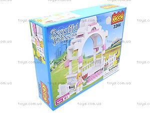 Конструктор для детей Cogo «Красивая принцесса», CG3266